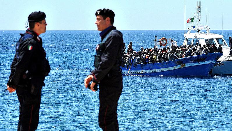 Новости: Frontex проведет проверку границ стран членов-ЕС