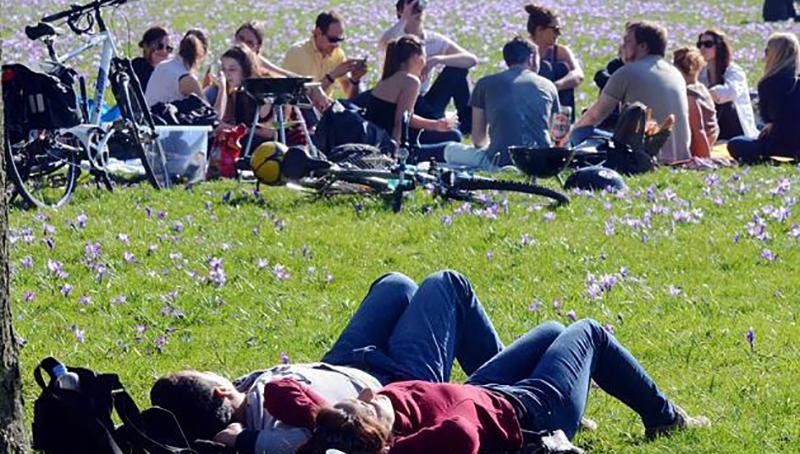 Новости: В тени за тридцать — жара осенняя...