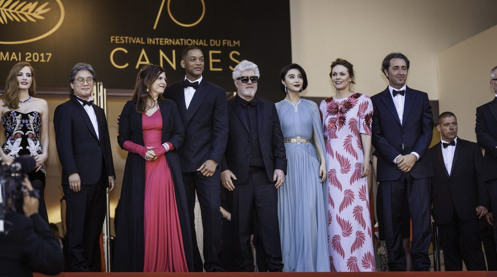 'Ismael's Ghosts (Les Fantomes d'Ismael)' & Opening Gala Red Carpet Arrivals - The 70th Annual Cannes Film Festival