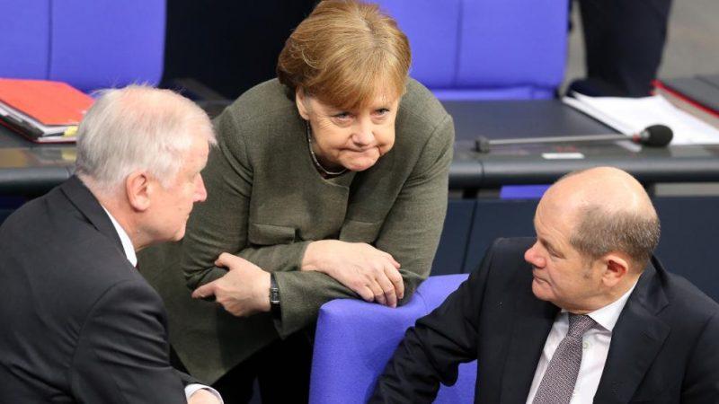 Политика: 5 причин, почему Большая коалиция обречена на провал