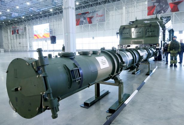 0_FILE-PHOTO-Components-of-SSC-89M729-cruise-missile-system-are-on-display-during-a-news-briefing-ne