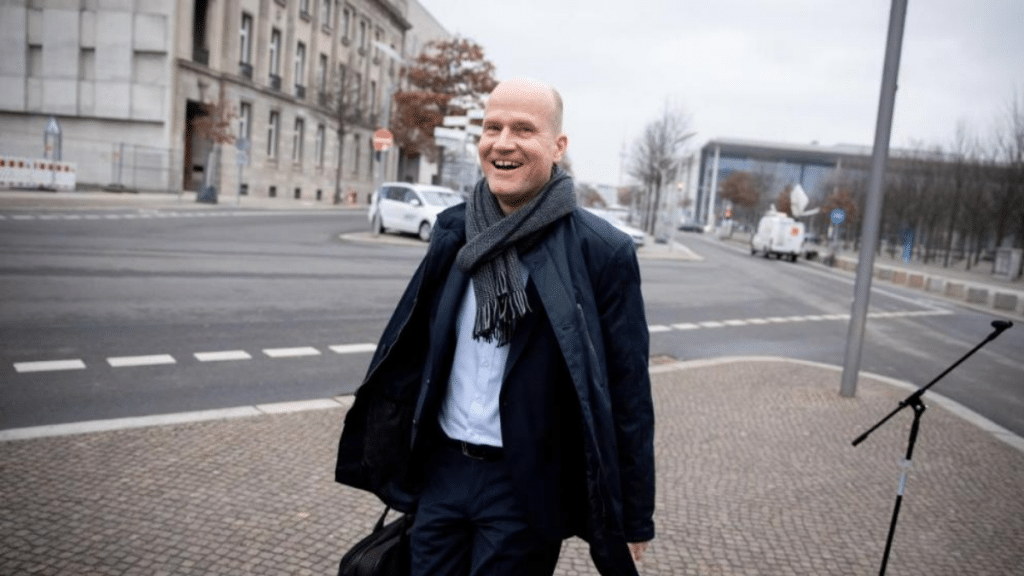 Политика: Почему бы и нет? Ральф Бринкхаус не против мусульманина в должности канцлера ФРГ