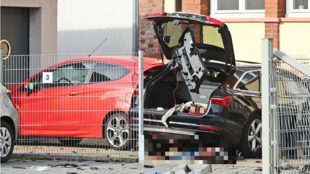 Происшествия: Гессен: мужчина убил женщину, посреди улицы напав на нее с топором и ножом