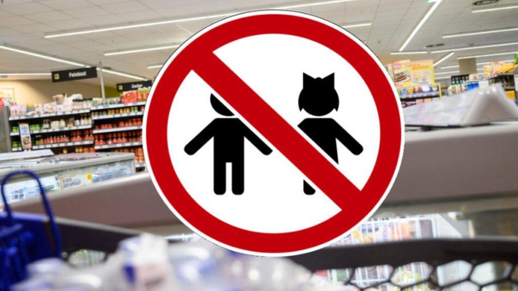 Общество: Из-за коронакризиса в супермаркеты Гамбурга перестали пускать детей