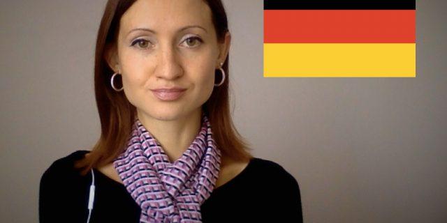 Уроки немецкого языка, уровни А1-С1 (включительно)